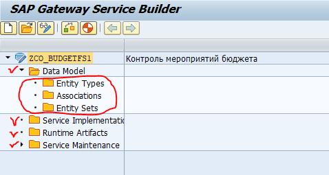 Entity Types (типы сущностей), Associations (ассоциации) и Entity Sets (наборы сущностей)